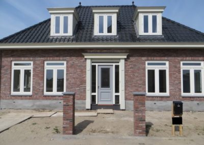 Nieuwbouw woonhuis Oosterhof Meteren
