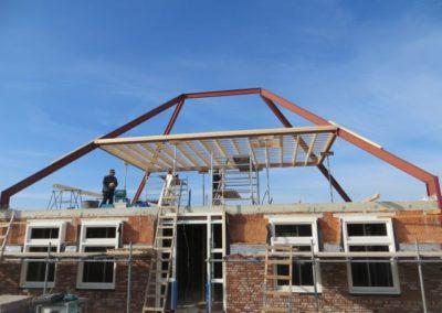 Nieuwbouw woonhuis Buitenbos Meteren