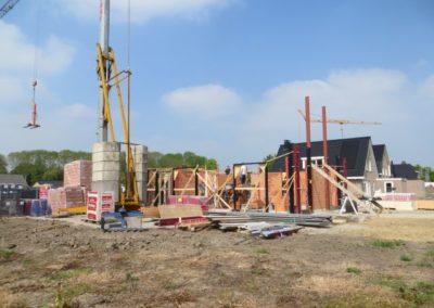 Nieuwbouw woonhuis Vijfhuizen Opijnen