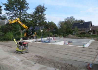 Nieuwbouw woonhuis Genteldijk Geldermalsen