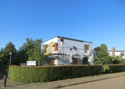 Verbouwing woonhuis Pr. van Oranjestraat Geldermalsen