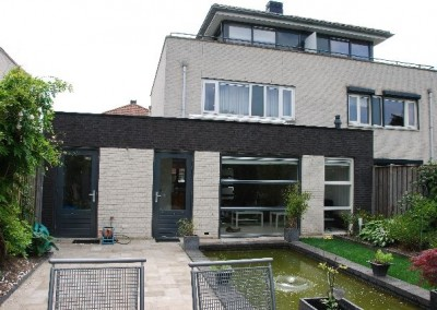 Uitbreiding woonhuis W.J. van der Hooftstraat Meteren