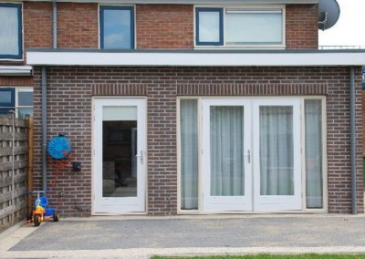 Uitbreiding woonhuis Lindelaan Meteren