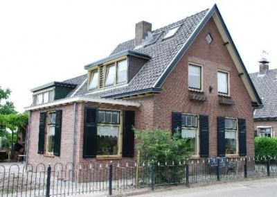 Uitbreiding woonhuis Prinses Julianaweg Geldermalsen