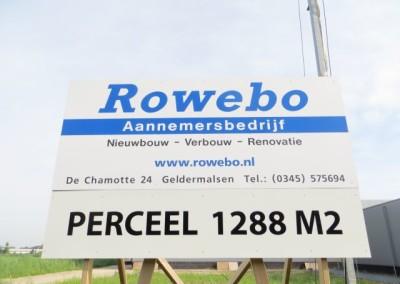 Bedrijventerrein Hondsgemet te Geldermalsen. Bouwrijpe bouwkavel circa 1288 m²