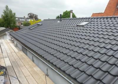 Vervangen dakpannen Oranje Nassaustraat Geldermalsen