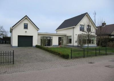 Verbouwing woonhuis Nieuwsteeg Tricht