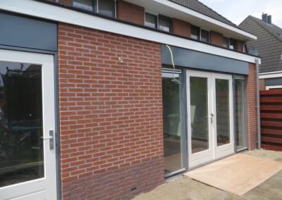 Uitbreiding woonhuis J.H. Derksenstraat Meteren