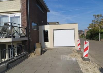Nieuwbouw garage C. van Holtestraat Meteren