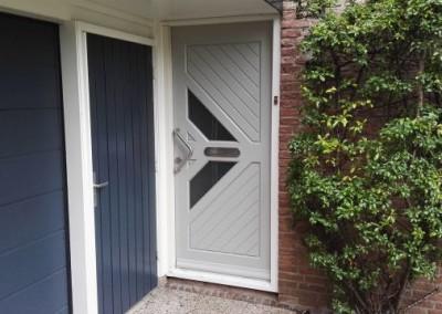 Voordeur vervangen Hooge Hoeven Geldermalsen