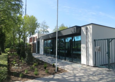 Verbouwing kantoorpand Gerdina's Hof Geldermalsen