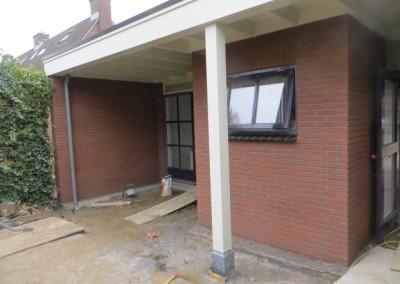 Verbouwing woonhuis Notarisappel, Geldermalsen