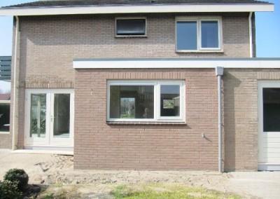 Verbouwing woonhuis Alexanderstraat Geldermalsen