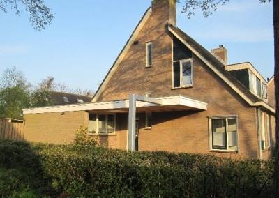 Verbouwing woonhuis Zwarte Kamp Geldermalsen