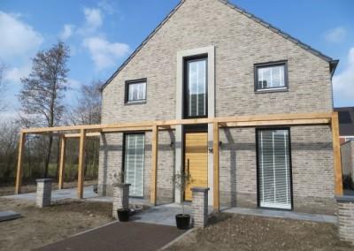 Nieuwbouw woonhuis Wikke Meteren