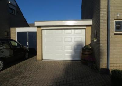 Nieuwbouw garage Zandkuil Tricht