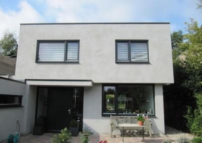 Uitbreiding / verbouwing woonhuis Bosuillaan Bilthoven