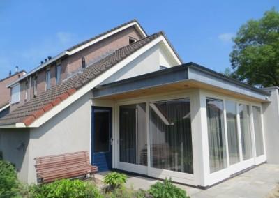 Uitbreiding woonhuis Donkere Gaard, Tricht