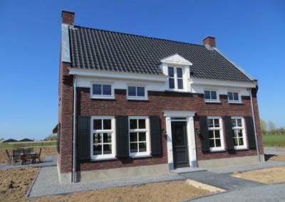 Nieuwbouw woonhuis Burensedijk Buurmalsen