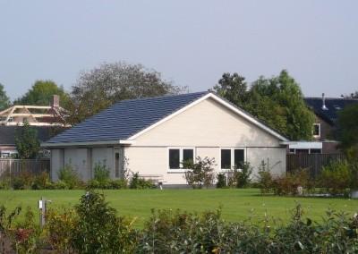 Nieuwbouw garage / schuur Laageinde Geldermalsen