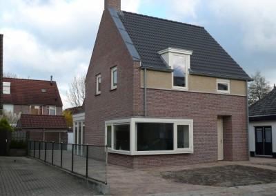 Nieuwbouw woning D.J. van Wijkstraat Geldermalsen