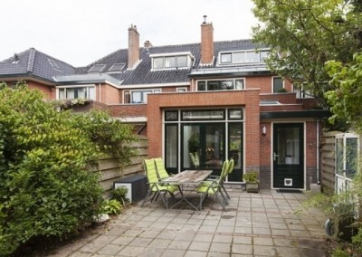 Uitbreiding woonhuis Oude Arnhemseweg Zeist