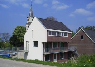 Nieuwbouw Pastorie Waardenburg