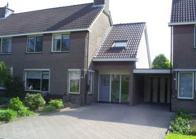 Uitbreiding / dakopbouw Glorie van Holland Geldermalsen