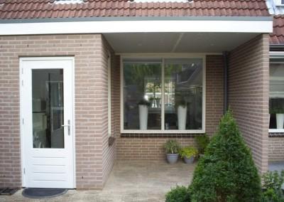 Uitbreiding woonhuis met overkapping Bellefleur Geldermalsen