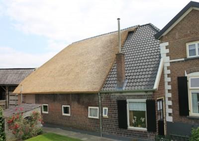 Dakrenovatie Steenweg Neerijnen