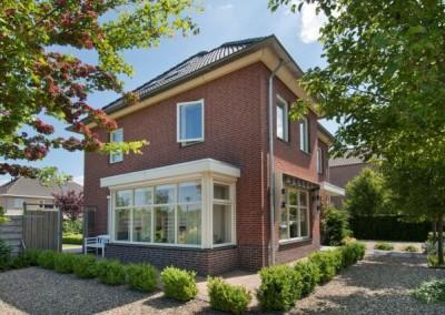 Nieuwbouw vrijstaande woning Bikkeldam Horssen