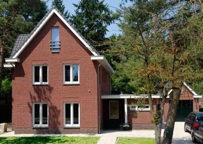 Nieuwbouw woonhuis Graaf Janlaan Zeist