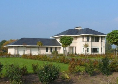 Nieuwbouw luxe woning Laageinde Geldermalsen